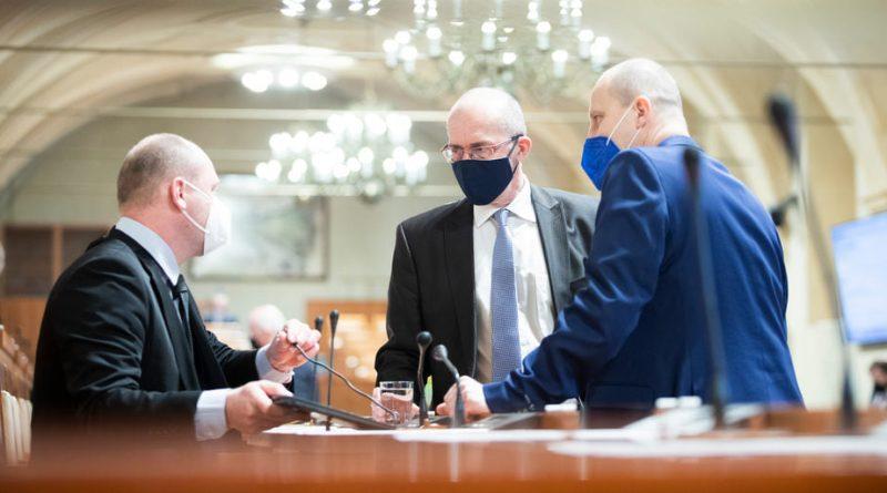 Vyjádření senátorského klubu STAN k dostavbě Dukovan