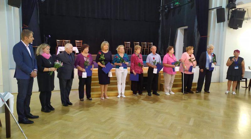 Mezinárodní den seniorů v Domově pro seniory U pramene